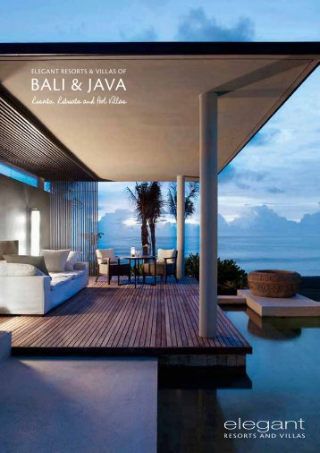 Bali & Java - Elegant Resorts and Villas