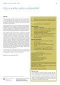 Pizze e matite: salute e sostenibilità - Stiftung Bildung und Entwicklung - Page 2