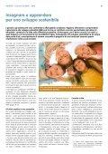 Pizze e matite: salute e sostenibilità - Stiftung Bildung und Entwicklung - Page 3