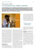 Pizze e matite: salute e sostenibilità - Stiftung Bildung und Entwicklung - Page 6