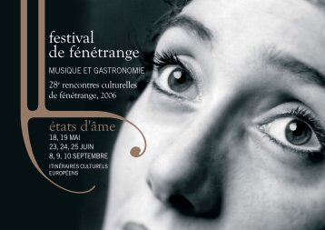 festival de fénétrange - festival-fenetrange.org