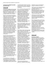 festschrift 125 jahre layout - Freiwillige Feuerwehr Bad Wörishofen