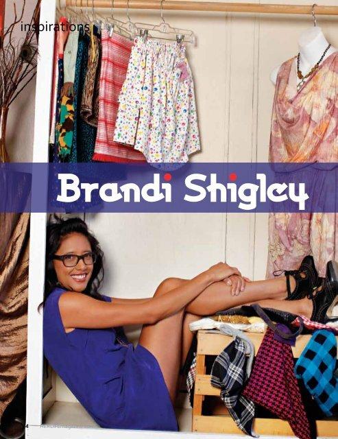 Brandi Shigley - Fashion Denver