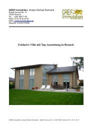 Exklusive Villa mit Top Ausstattung in Rostock - Greif Immobilien