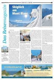 SVO: Das Reisemagazin 16. Februar 2013 - Hertener Allgemeine
