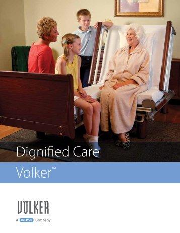 Volker Vis-a-Vis Bed Brochure - Hill-Rom