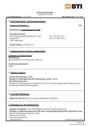 Fugendichtband VF 600.pdf - BTI Befestigungstechnik GmbH & Co. KG
