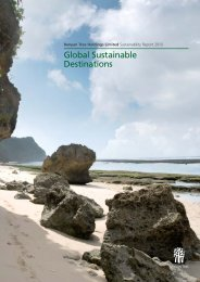 Banyan Tree Holdings Limited Sustainability Report 2010