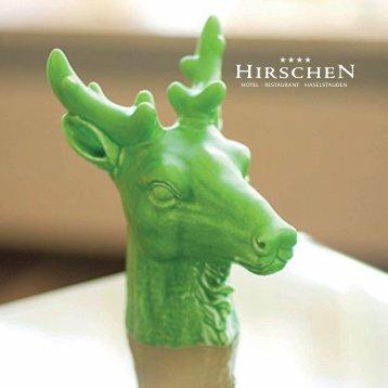 hotelprospekt (pdf) - Hotel Hirschen