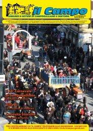 Il 44° Carnevale di Campogalliano Villa Bi Curiosità ... - Il Campo