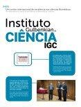 the Instituto Gulbenkian de Ciência - Page 4