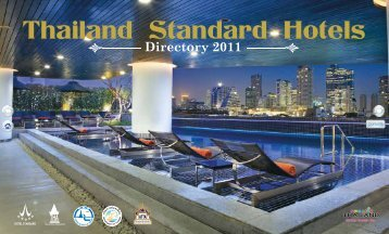 Thai Standards - TourismThailand.org - Tourism Authority of Thailand
