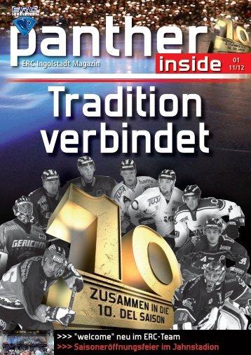 Saison 2011/2012 - ERC Ingolstadt