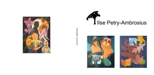 Ilse Petry-Ambrosius Katalog 2012
