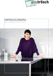 SWISSCULINARIA - Glas Trösch