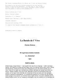 Fundamento De Esperanto La Karavelo