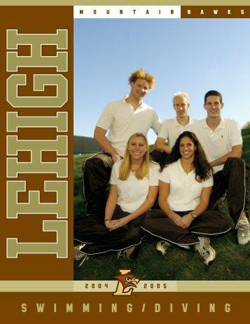 Swimming/diving - lehighsport - Lehigh University Athletics