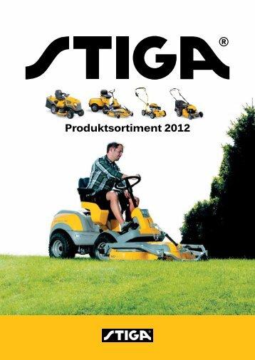 Produktsortiment 2012 - Ledinegg