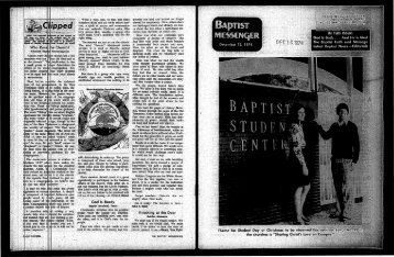 December 12, 1974.pdf - Baptist General Convention of Oklahoma