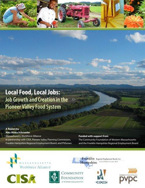 Local Food, Local Jobs: