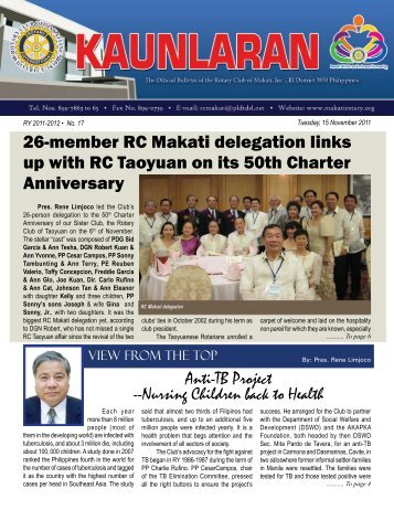 15 - Rotary Club of Makati
