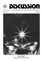 NR. 312 2004/1 - Mensa Aktiv
