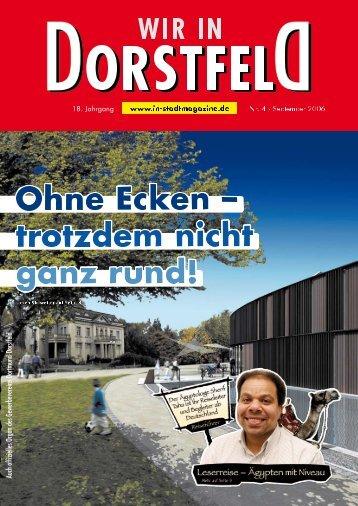 Auch offizielles Organ des Gewerbevereins Dortmund-Dorstfeld