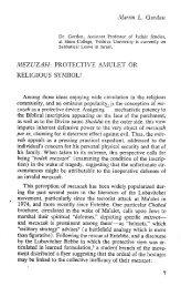 Mezuzah: Protective Amulet or Religious Symbol? - Mesora.org