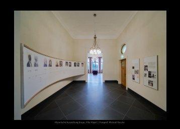 Historische Ausstellung Krupp, Villa Hügel ... - Michael Rasche