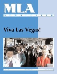 Viva Las Vegas! - Music Library Association