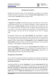 Bayerischer Notarverein e. V. Selbstgenutzte Immobilien ...