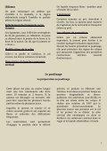 La revue trimestrielle du cheval barbe - Horizon Barbe - Page 7
