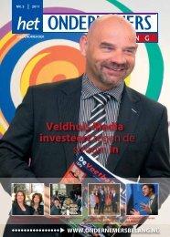 Veldhuis Media investeert tegen - Het Ondernemersbelang