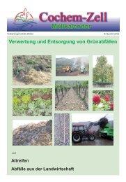 Verbandsgemeinde Ulmen - Landkreis Cochem-Zell