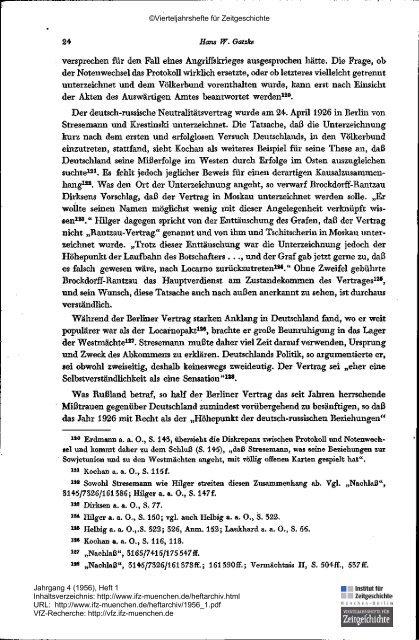 Heft 1 - Institut für Zeitgeschichte