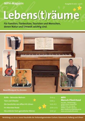 MPH Magazin als PDF - MPH - Mensch Pferd Hund
