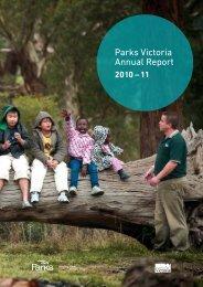 Parks Victoria Annual Report