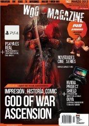 WorldofGames Magazine 02 Marzo  2013