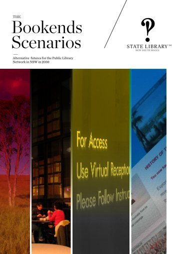 Bookends Scenarios �