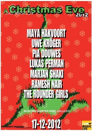 A Christmas Eve 2012