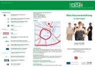 Flyer - Zur Projekt aSE NRW