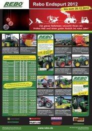 REBO News 12-2012 - Rebo Landmaschinen GmbH