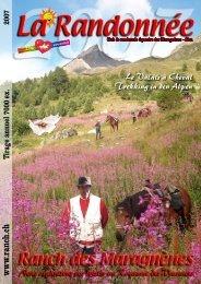 www .ranch.ch - Ranch des Maragnènes