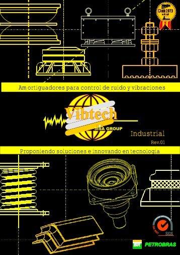 catalogo industrial espanhol vibtech rev01 - RENUA