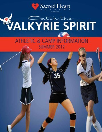 Valkyrie Spirit - Sacred Heart Schools