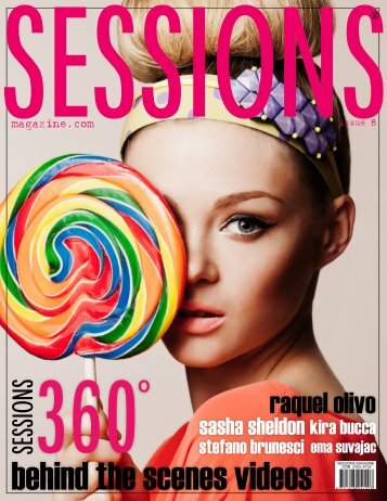Preview Issue 8 - SESSIONS Magazine