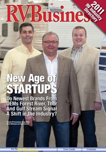 March/April 2011 RVBusiness