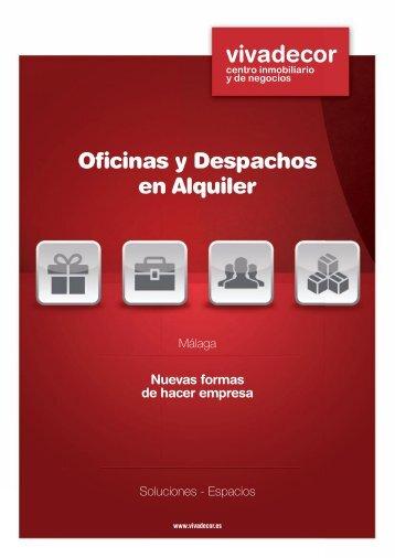 PDF Vivadecor Centro de Oficinas y Despachos