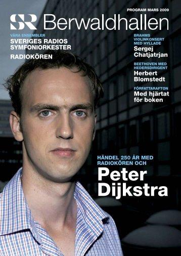 Peter Dijkstra - Sveriges Radio