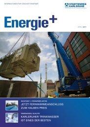 Energie + - Stadtwerke Karlsruhe